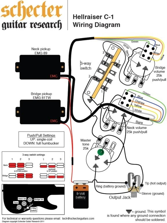Emg Pickups Wiring Diagram On Emg Images. Wiring Diagram Schematics within Emg Wiring Diagram