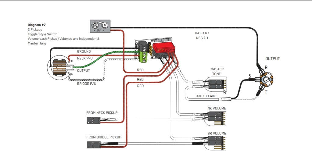 Emg Solderless Wiring Diagram - Facbooik inside Emg Wiring Diagram