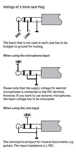 Ew Plug Pin Configuration - Sennheiser Uk Support with regard to 3 Wire Microphone Wiring Diagram
