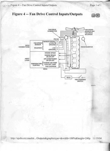Fan Relay - Electrical, Electronics And Lighting - Bigmacktrucks with regard to Horton Fan Wiring Diagram