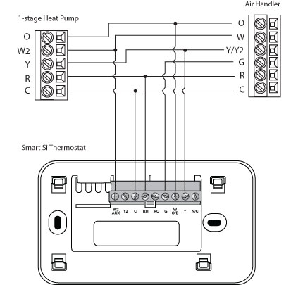 ecobee smart si wiring diagram ecobee smart thermostat wiring diagram ecobee wiring diagram fuse box and wiring diagram