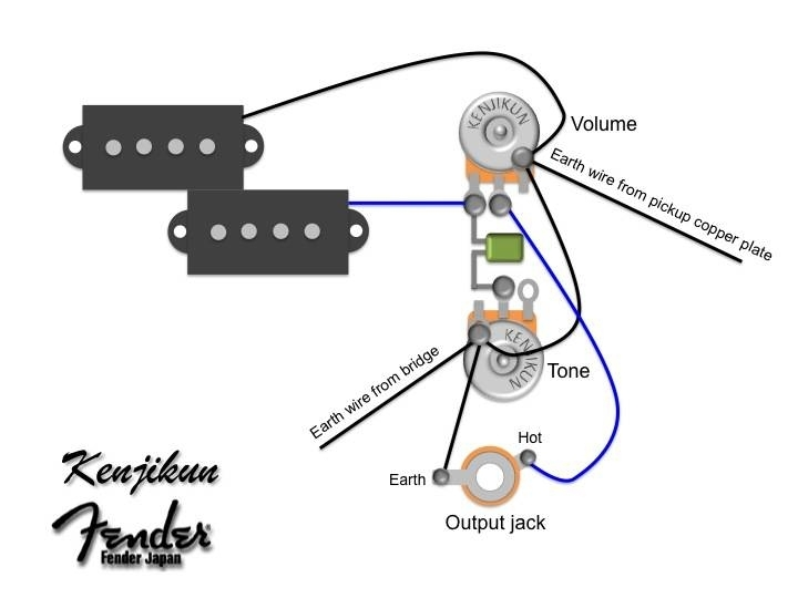 fender standard jazz bass wiring diagram fender aerodyne jazz bass wiring diagram