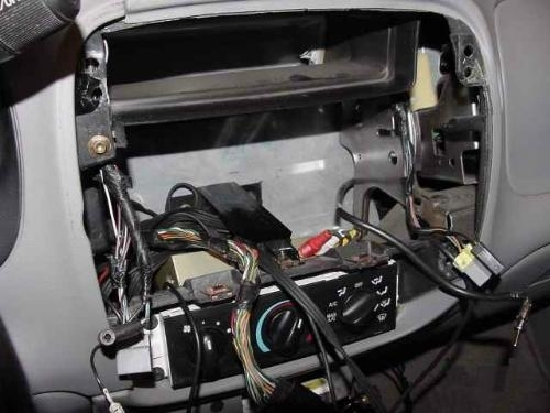 Ford Ranger Radio Wiring Diagram pertaining to 1998 Ford Ranger Radio Wiring Diagram