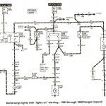 Ford Ranger Wiring By Color - 1983-1991 regarding Ford Ranger Wiring Harness Diagram