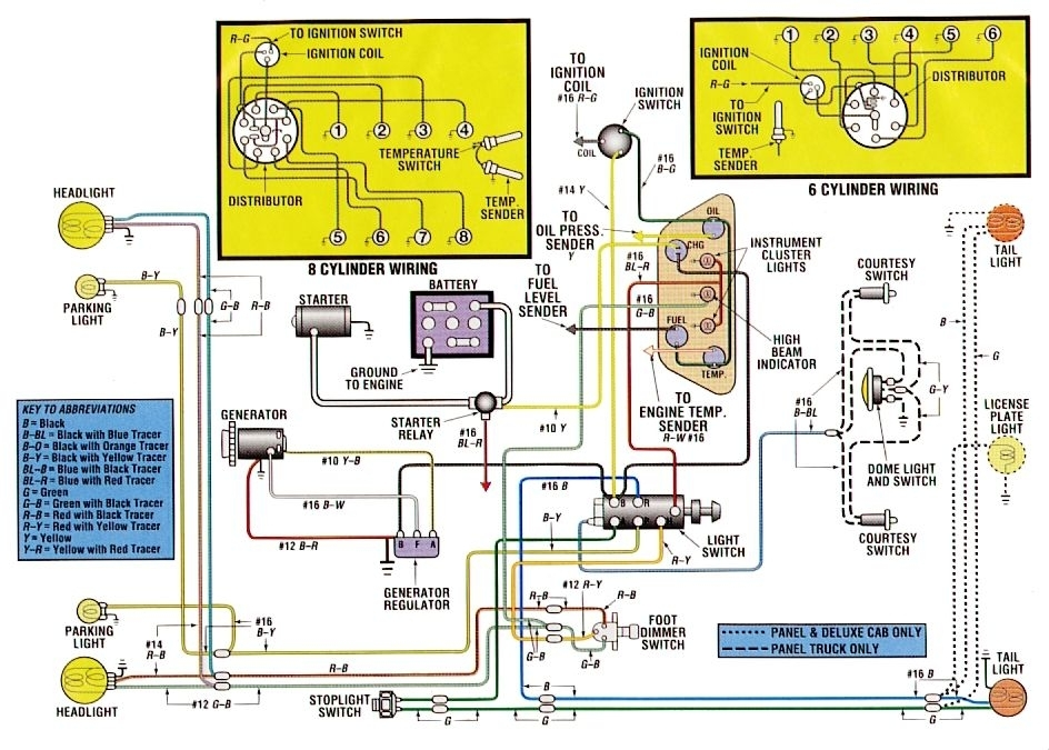 82 ford alternator wiring diagram  | 800 x 600
