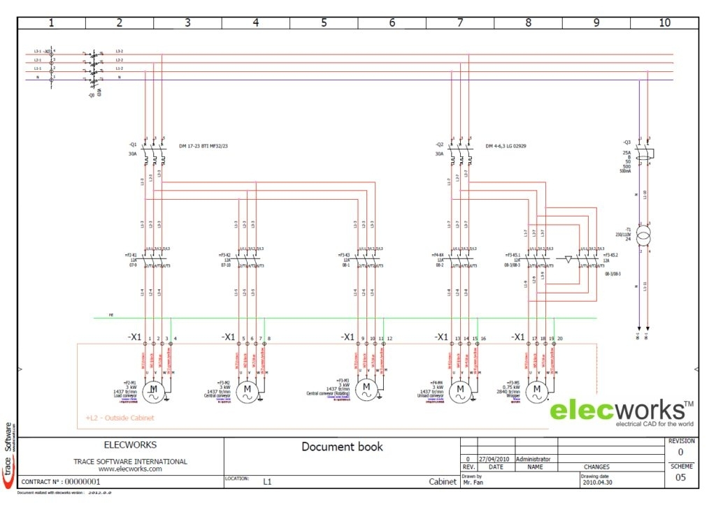 Free Software For Electrical Wiring Diagram : Free software for electrical wiring diagram fuse box and