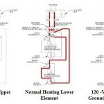 How to wire water heater thermostat intended for hot water tank on electrical wiring diagram for hot water heater Water Heater Wiring Schematic Water Heater Thermostat Wiring Diagram