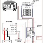 Generator Transfer Switch Wiring Diagram | Home Stuff | Pinterest for Generator Transfer Switch Wiring Diagram