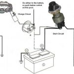 Generic Ignition Schematic For Riding Mower With Magneto pertaining to Lawn Mower Ignition Switch Wiring Diagram