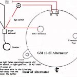 Gm 3 Wire Alternator Wiring Diagram Gm 3 Wire Alternator throughout Gm 3 Wire Alternator Wiring Diagram