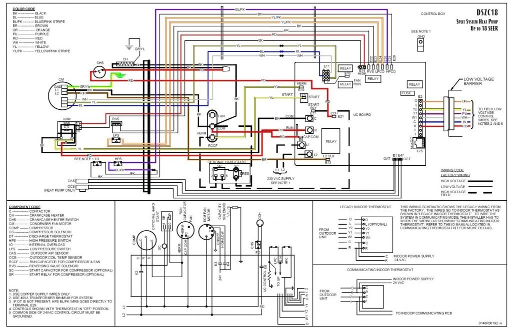Goodman Air Handler Wiring Diagram – The Wiring Diagram with regard to Goodman Air Handler Wiring Diagram