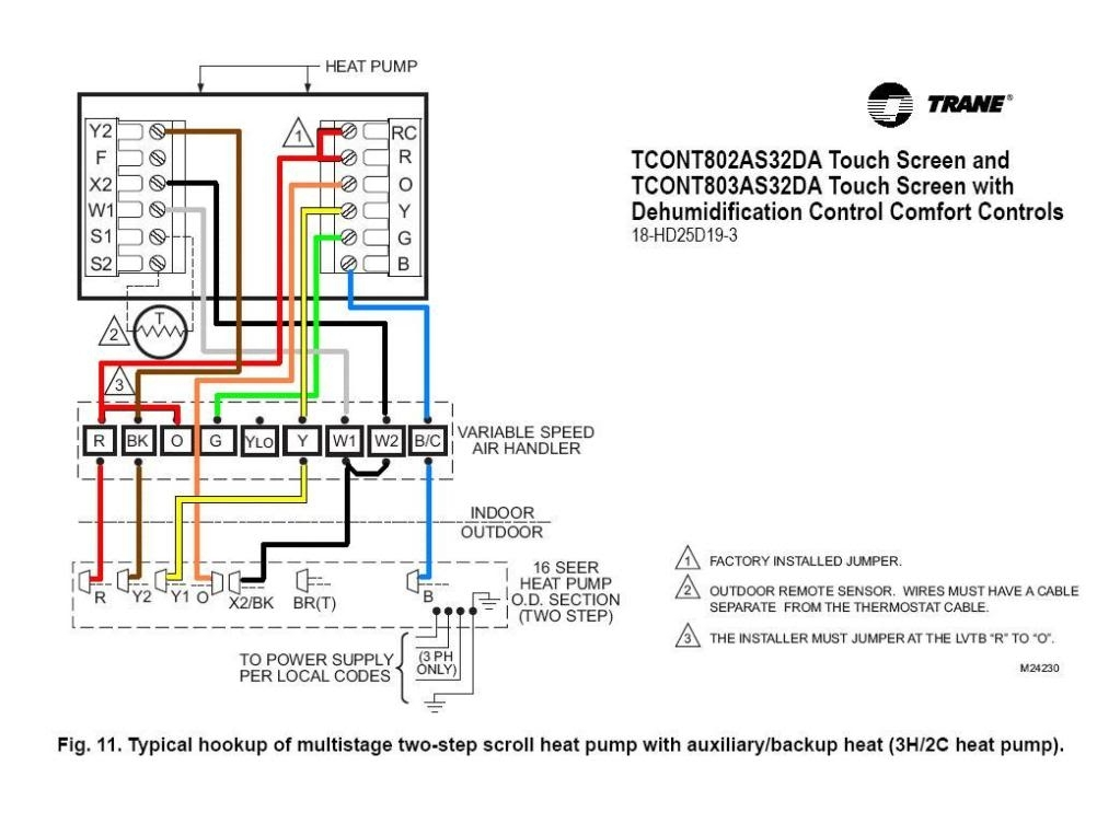 Goodman Heat Pump Wiring Diagram Thermostat : Goodman heat pump wiring diagram fuse box and