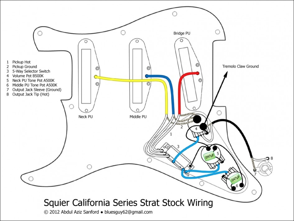 Guitar Wiring Mods On Guitar Images. Wiring Diagram Schematics intended for Eric Clapton Strat Wiring Diagram