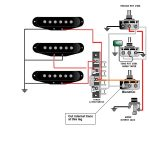 Guitar Wiring, Tips, Tricks, Schematics And Links with Blend Pot Wiring Diagram