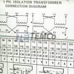 Hammond Qc50Ercb Buck Boost Transformer Ht3051 - 120X240 Primary pertaining to Buck Boost Transformer Wiring Diagram