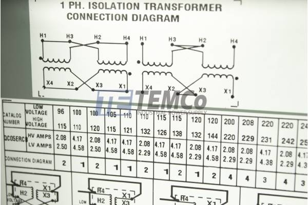 120 208 240 24 volt transformer wiring diagram
