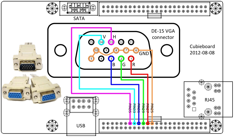 hdmi to vga wiring diagram hdmi to dp wiring wiring