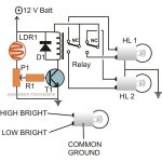 Headlight Dimmer Switch Wiring Diagram throughout Headlight Dimmer Switch Wiring Diagram