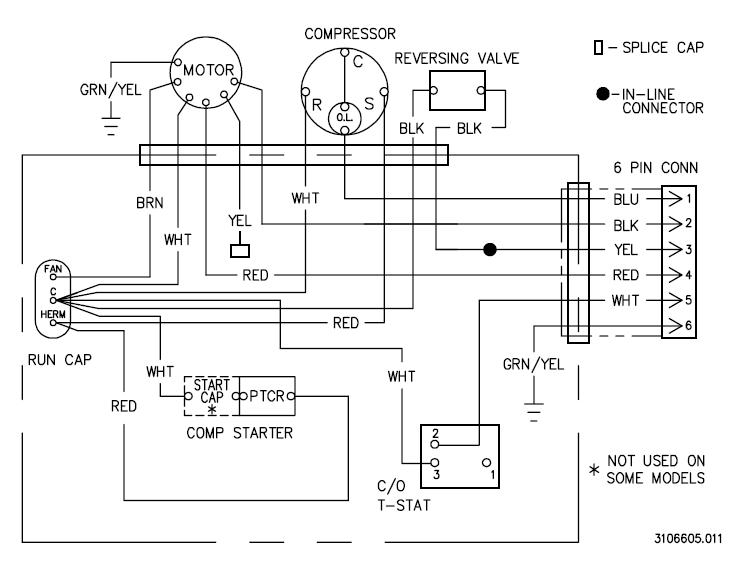 Home Ac Compressor Wiring Diagram 10 Examples Of Ac Compressor pertaining to Compressor Wiring Diagram