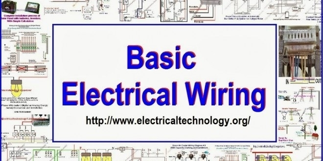 Home Electrical Wiring Diagrams Pdf intended for Basic Home Wiring Diagrams Pdf