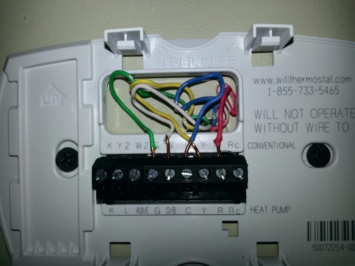 Honeywell Heat Pump Thermostat Wiring Diagram in Honeywell Wiring Diagram