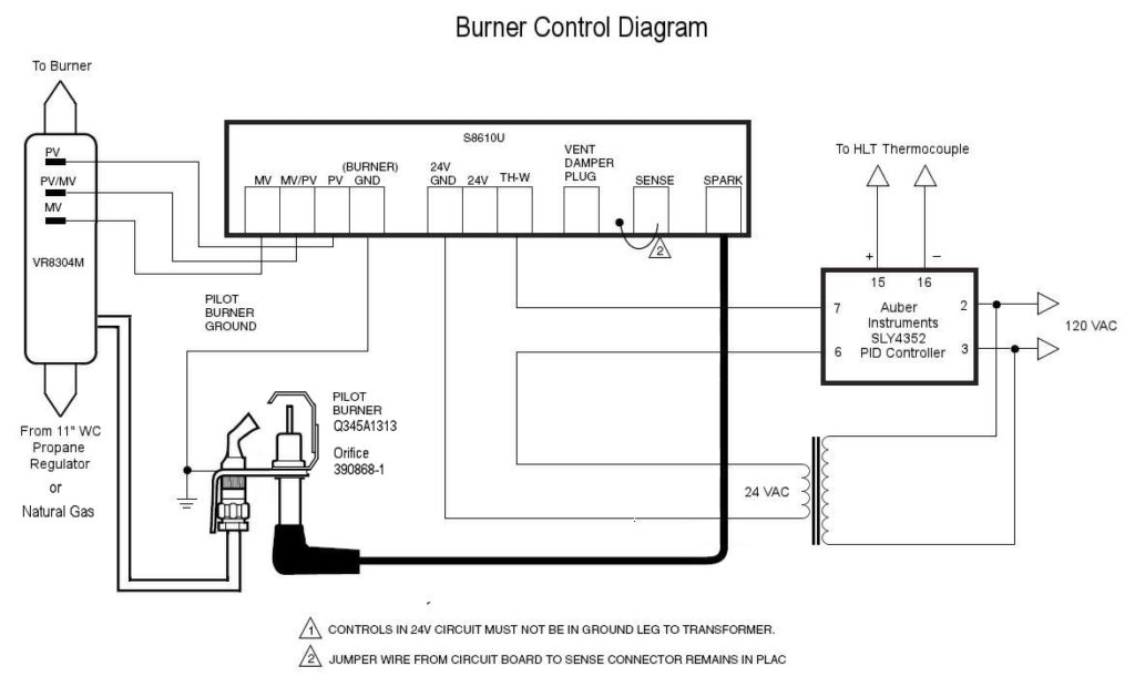 wiring diagram honeywell s8610u3009 honeywell intermittent