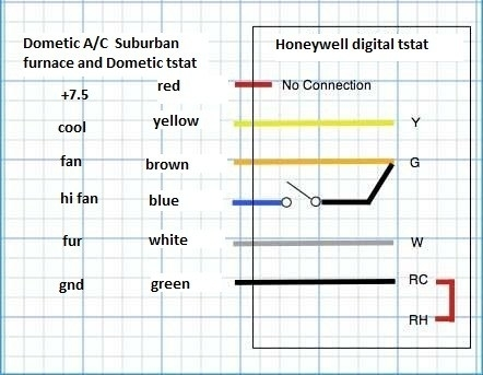 Honeywell Thermostat Wiring Diagrams within Honeywell Wiring Diagram