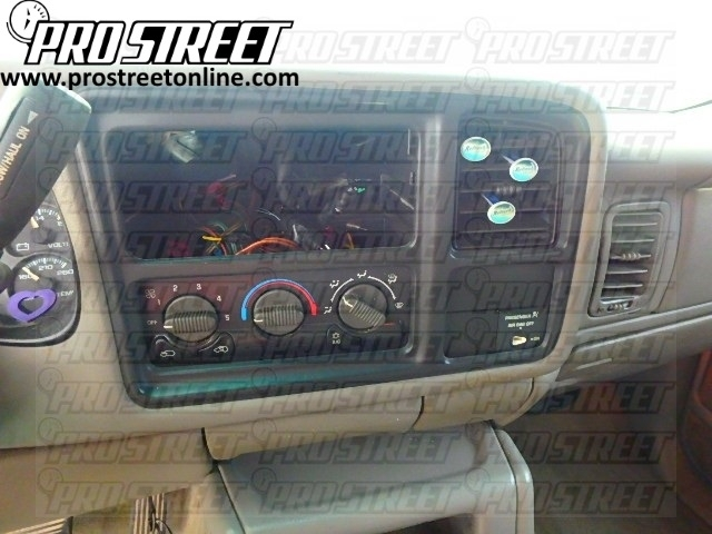 2004 chevy silverado stereo wiring diagram fuse box and. Black Bedroom Furniture Sets. Home Design Ideas