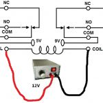 How To Connect A Dpdt Relay In A Circuit throughout 12V Relay Switch Wiring Diagram