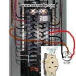 How To Install A 220 Volt Outlet - Askmediy inside 4 Wire 240 Volt Wiring Diagram