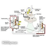 How To Install A 3 Way Switch for How To Wire A 3 Way Switch Diagram