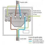 How To Install A Double Pole Switch in Double Pole Switch Wiring Diagram