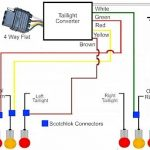 How To Install A Trailer Light Taillight Converter In Your Towing throughout How To Wire Trailer Lights 4 Way Diagram