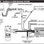 How To Install An Msd 6A Digital Ignition Module On Your 1979-1995 pertaining to Msd 6Al Wiring Diagram