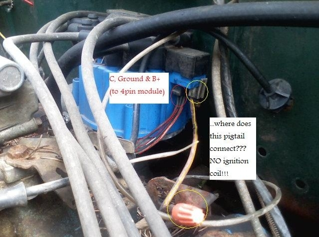 Wiring Diagram Hei Distributor : Delco remy hei distributor wiring diagram fuse box and