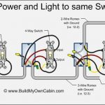 How To Wire A 4 Way Switch pertaining to 4 Way Switch Wiring Diagram