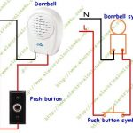 How To Wire A Doorbell intended for Doorbell Wiring Diagram