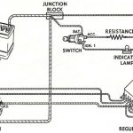 How To Wire A Gm External Regulated 10Dn Alternator with Delco Remy Alternator Wiring Diagram