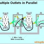 How To Wire An Electrical Outlet Wiring Diagram | House Electrical intended for Electrical Outlet Wiring Diagram
