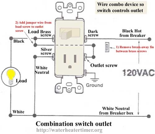 How to wire cooper pilot light switch regarding