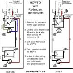 How To Wire Water Heater Thermostat regarding Electric Water Heater Wiring Diagram