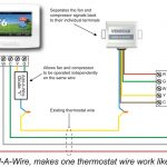 Hvac Problem Solver pertaining to 2 Wire Thermostat Wiring Diagram Heat Only