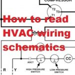 Hvac Reading Air Conditioner Wiring Schematics - Youtube in Hvac Wiring Diagrams