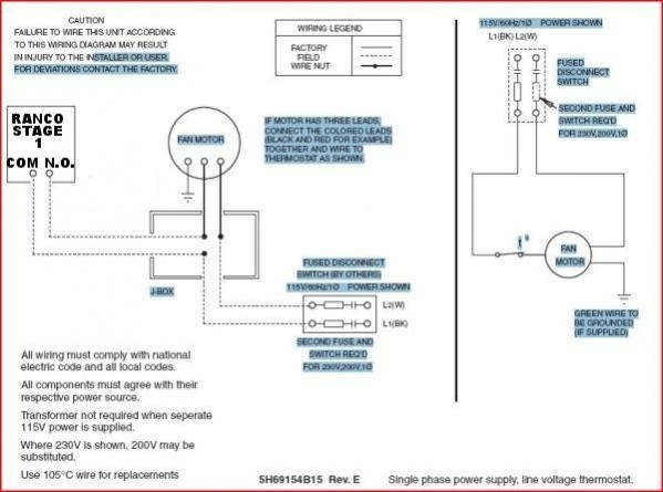 Hydronic Garage Heater/boiler Controls - Doityourself inside Modine Wiring Diagram
