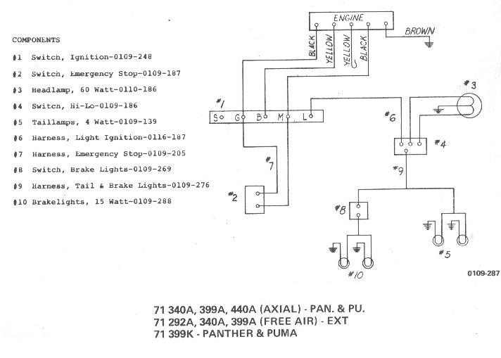 I Am Looking For The Ignition Switch Wiring Diagram For A 71 Ac with Ignition Switch Wiring Diagram