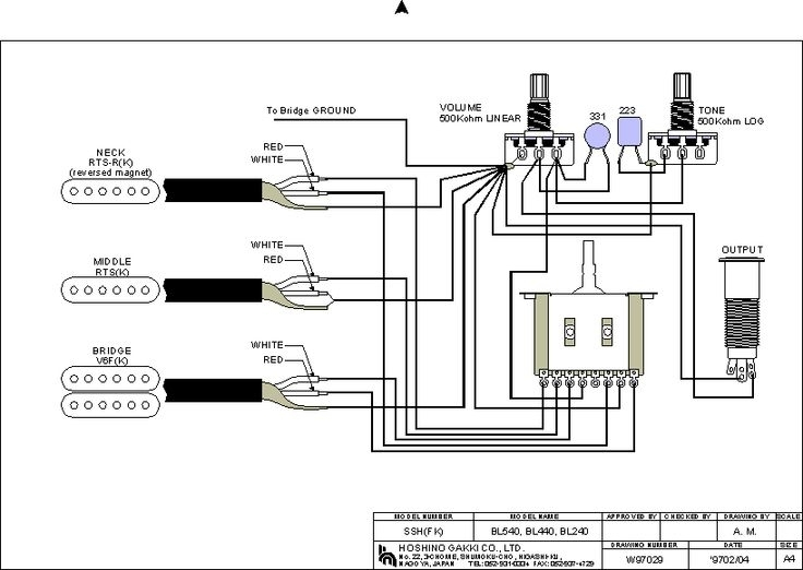 Ibanez Wiring Diagram - Http://www.automanualparts/ibanez regarding Ibanez Wiring Diagram