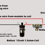 Ignition Coil Ballast Resistor Wiring Diagram within Ignition Coil Ballast Resistor Wiring Diagram