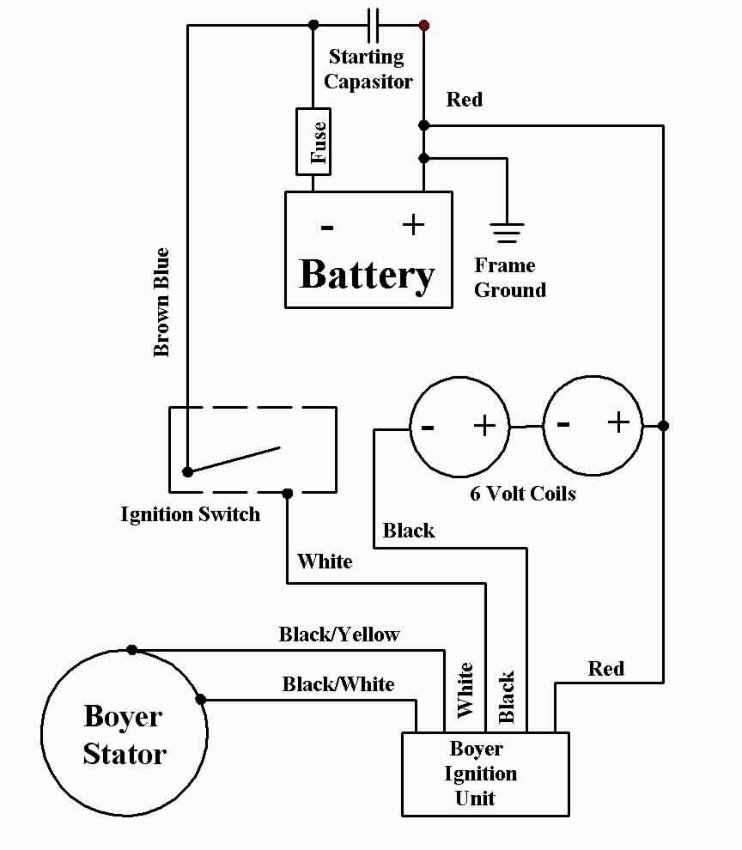 Ignition Wiring Diagram Coil Wiring Diagram Coil Wiring Diagrams within Ignition Wiring Diagram