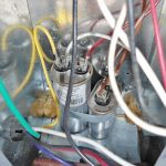Installing Hard Start Capacitor Into My Rv Air Conditioner throughout Coleman Rv Air Conditioner Wiring Diagram
