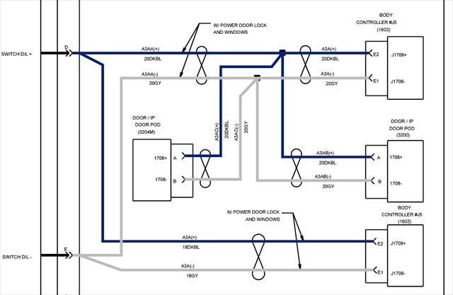 International Prostar Wiring Diagram in International Prostar – International Fuse Panel Diagram